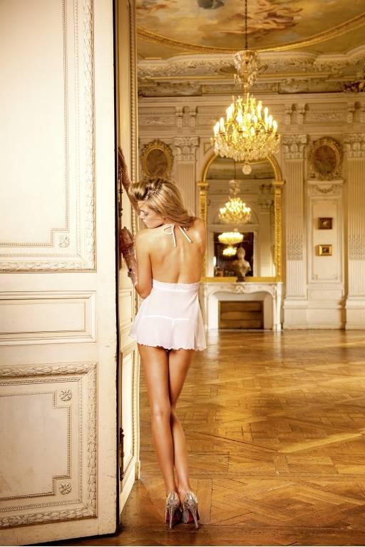 Angel Мини-платье, OS, белый от интим магазина (секс-шопа) ElegantMoments.r